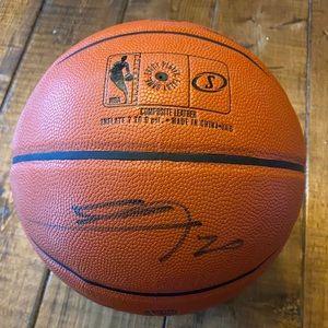 Manu Ginobili San Antonio Spurs NBA Basketball